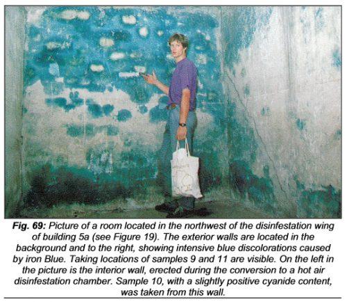Germar Rudolf undersökte gaskamrarna vetenskapligt - fick fängelse.